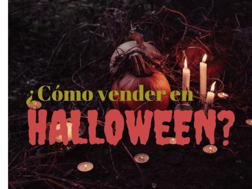 Alt Como vender en Halloween