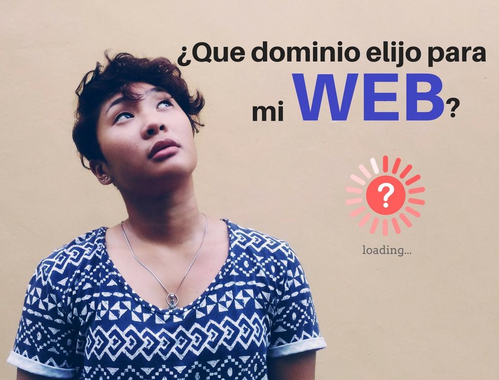 ALT DOMINIO WEB ELEGIR